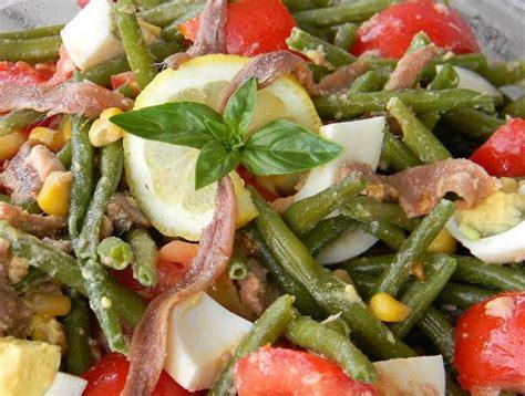 recette salade de haricots verts estivale