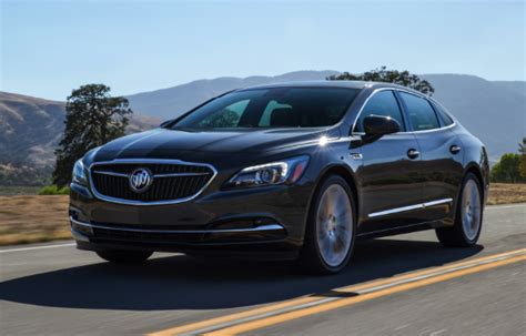 Reviews On Buick Lacrosse by 2017 Buick Lacrosse Review Car And Driver Review