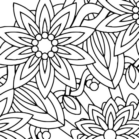 mindfulness coloring pages  coloring pages  kids