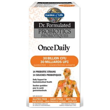 Garden Of Probiotics Once Daily S by Buy Garden Of Dr Formulated Probiotics Once Daily At