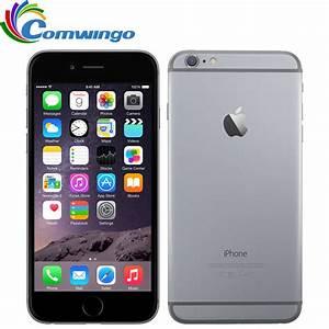 Original Unlocked Apple Iphone 6 Plus Mobile Phone 5 5 U0026quot  Dual Core 16g  64gb  128gb Rom Ios Iphone