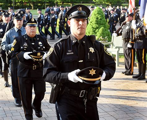 Fallen police officers honored during ceremony - News ...