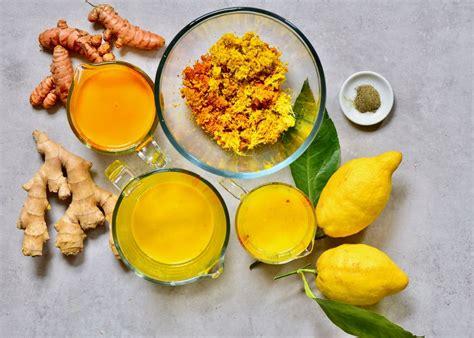 ginger shots immune turmeric benefits energy recipe boosting juicer