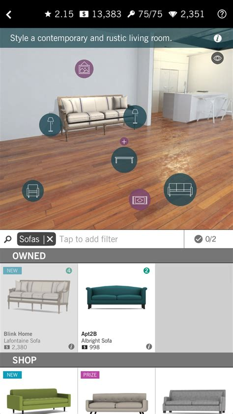 Design Home Tips, Cheats And Strategies  Gamezebo