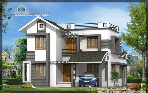 Beautiful Luxury Villa Elevation