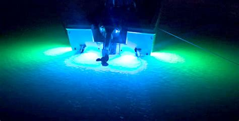 White Underwater Boat Lights by Led Underwater Boat Lights 5 Colors And Color Changing