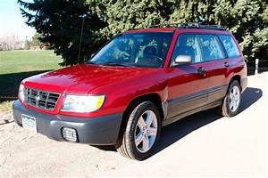Purchase Used 1999 Subaru Forester L Wagon 4