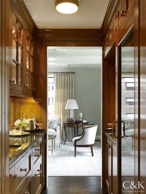 Elegant urban interiors in Park Avenue