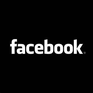 black facebook logo | Black is More than Just a Color ...