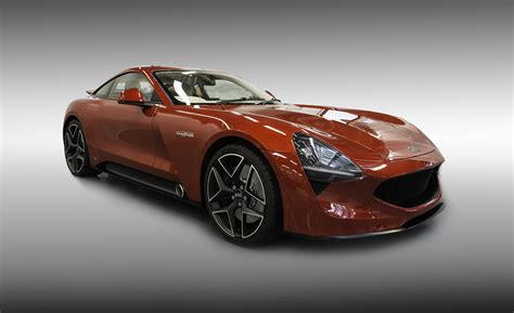Sports Cars Horsepower by Tvr Returns With 500 Horsepower Griffith Sports Car