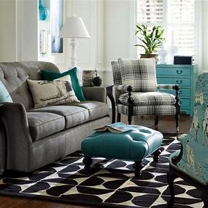 gray and turquoise living room timeless turquoise With grey and turquoise living room