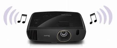 Projector Cinema Audio Benq Rec W2000