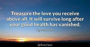 Og Mandino - Tr... Treasured Love Quotes