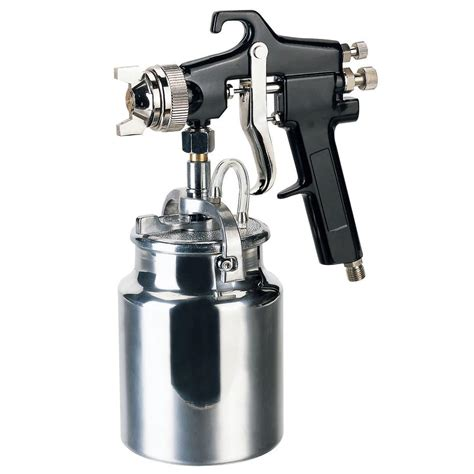 husky gravity feed composite hvlp spray gun h4850ghvsg