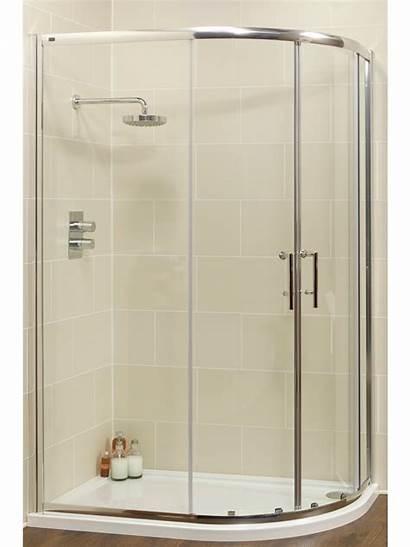 Shower Offset Quadrant Range Enclosure Door Kyra