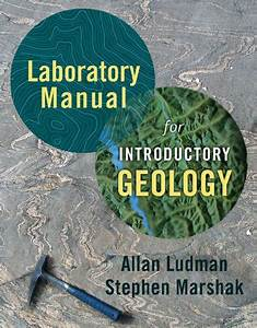 Laboratory Manual For Introductory Geology  Author  Allan