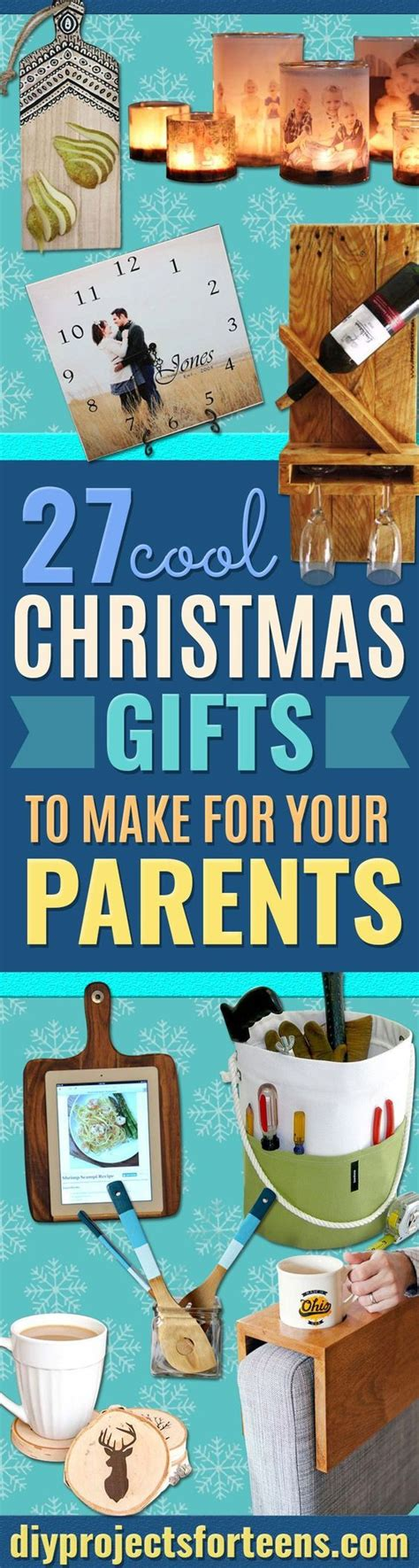 cool christmas gifts     parents