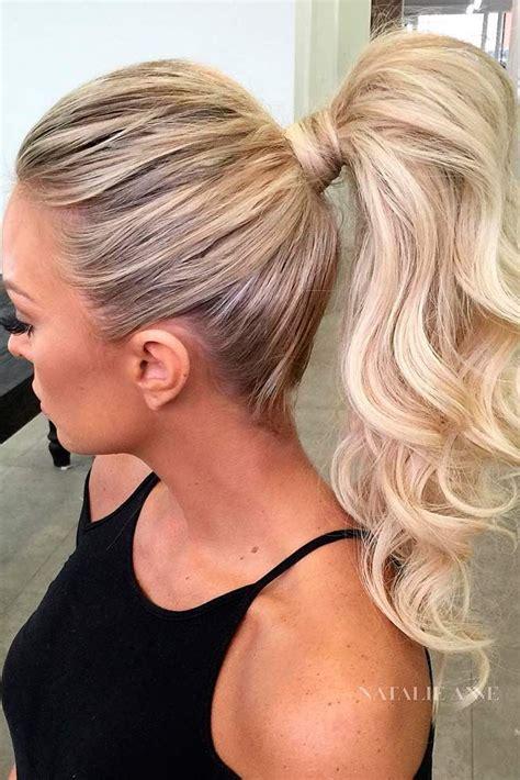 a high ponytail trend hair pinterest hair styles