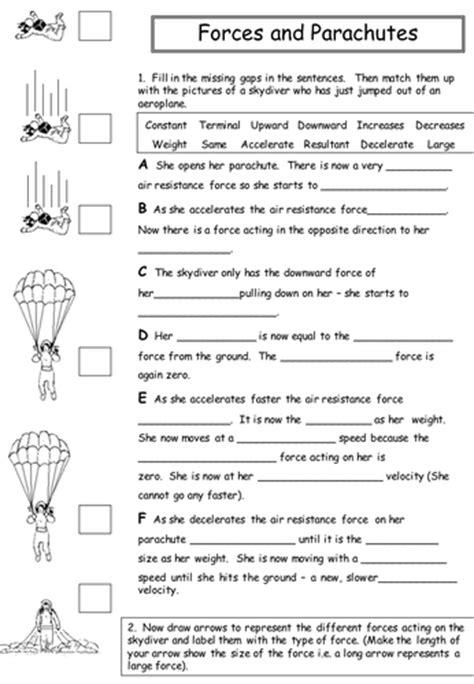 Drawing Force Diagrams Worksheet