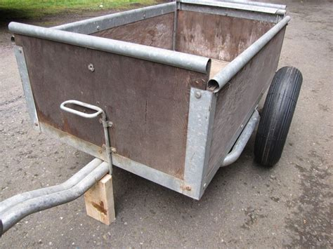 garden way cart original garden way trailer cart for pto troy bilt