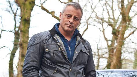 Matt Leblanc Signs Two Year Deal To Host Bbc's Top Gear