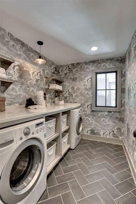 stylish basement laundry room ideas   house