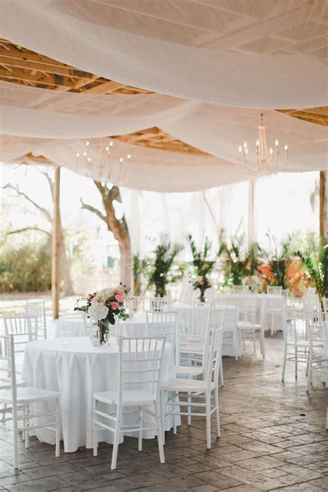 kelli andres elegant backyard wedding inspiration