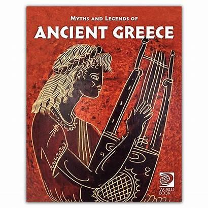 Ancient Legends Myths Greece Famous Books Mythology