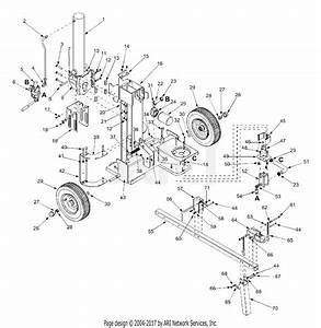 Mtd 24af500a000  2002  Parts Diagram For General Assembly
