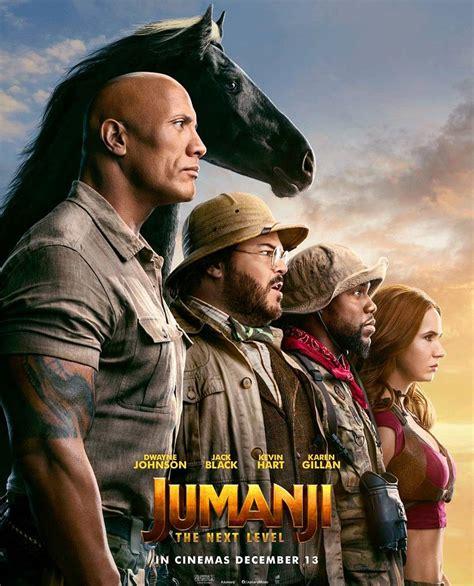 jumanji   level  dec  trailer star