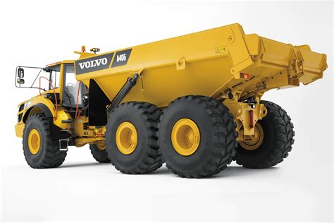 Volvo Articulated Dump Truck by Volvo A40g Specifications Technical Data 2015 2018
