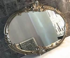Barock Spiegel Silber : wandspiegel silber oval online bestellen bei yatego ~ Indierocktalk.com Haus und Dekorationen