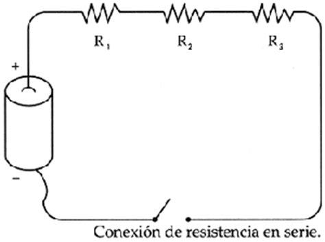 circuito electrico abierto cerrado en cerie y paralelo