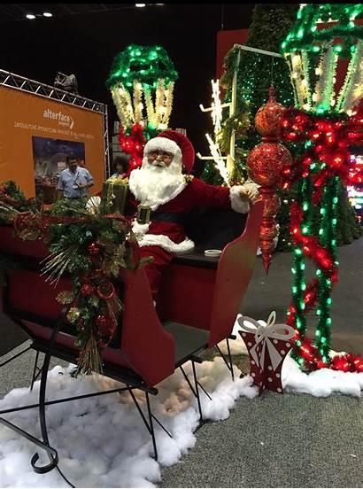 Sleigh Prop Santa Christmas Holiday Party Letspartysalinas