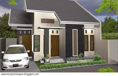 desain rumah modern type 45 rumah minimalis rumah