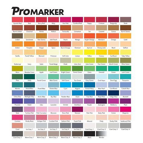 ProMarker Neutral Tones Set Of 6 - Letraset from CraftyArts.co.uk UK