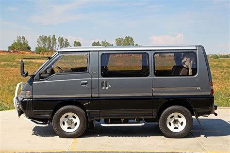 mitsubishi delica 1991 mitsubishi delica exceed glen shelly auto brokers