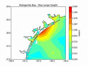 Using Geoclaw To Simulate Storm Surge For Hurricanes