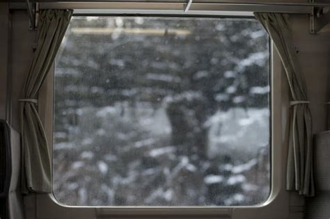 Train Window-  Stockarch Free Stock Photos