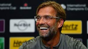 Jürgen Klopp's Borussia Dortmund ICC press conference ...