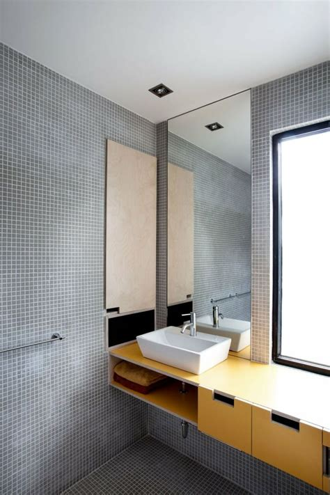 Gelbe Fliesen Bad by Wandgestaltung Bad 35 Ideen F 252 R Badezimmergestaltung Mit