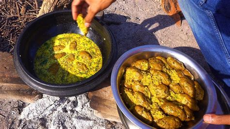 dhokla recipe indian village cooking traditional