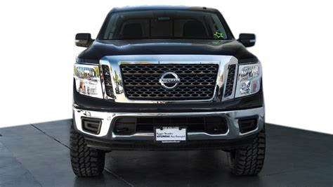 nissan trucks black 2017 nissan titan lifted for sale 13 used cars from 32 797
