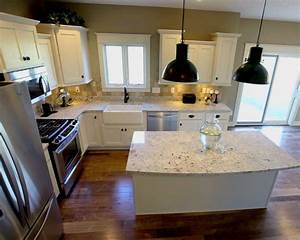 Small L Shaped Kitchen With Island — Cookwithalocal Home ...