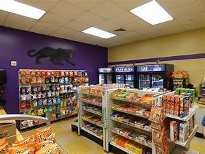 Convenience Store : Auxiliary Services