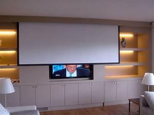 Projecteur Home Cinema : les installations home cin ma audio et vid o blaack salon salle manger pinterest audio ~ Preciouscoupons.com Idées de Décoration