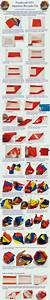 Origami Brocade Tutorial By Pandacub143 On Deviantart