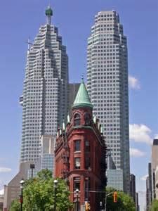 Flatiron Building Toronto