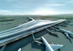 architecture home design shanghai pudong international airport south satellite