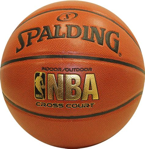 spalding nba cross court basketball  dicks